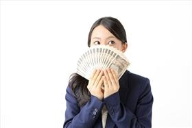 クレジットカード現金化で成功した人のイメージ